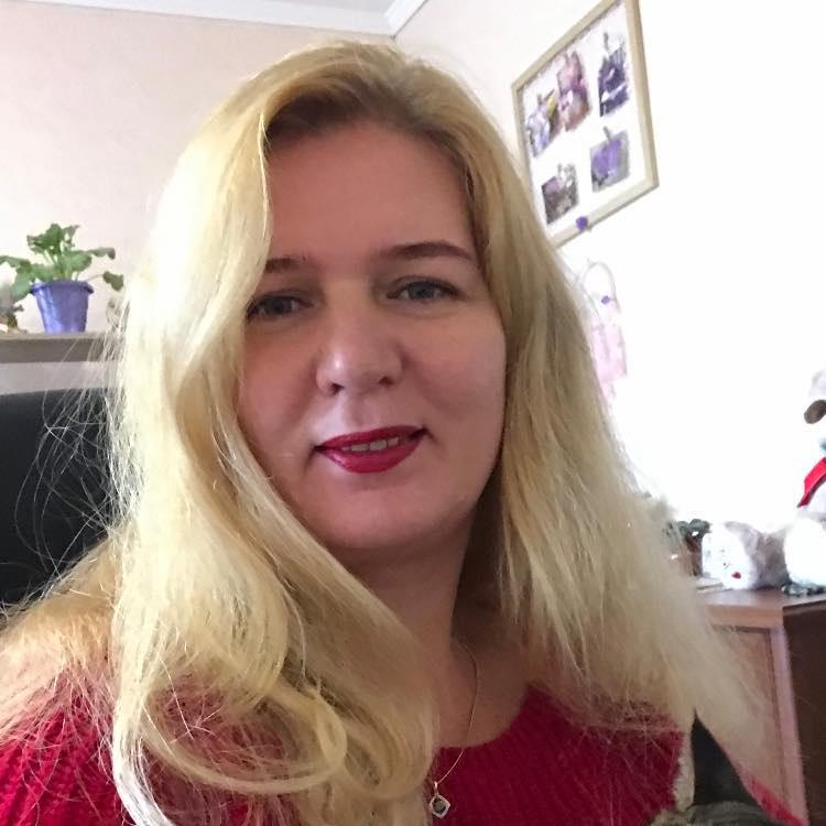 Светлана Оноприенко