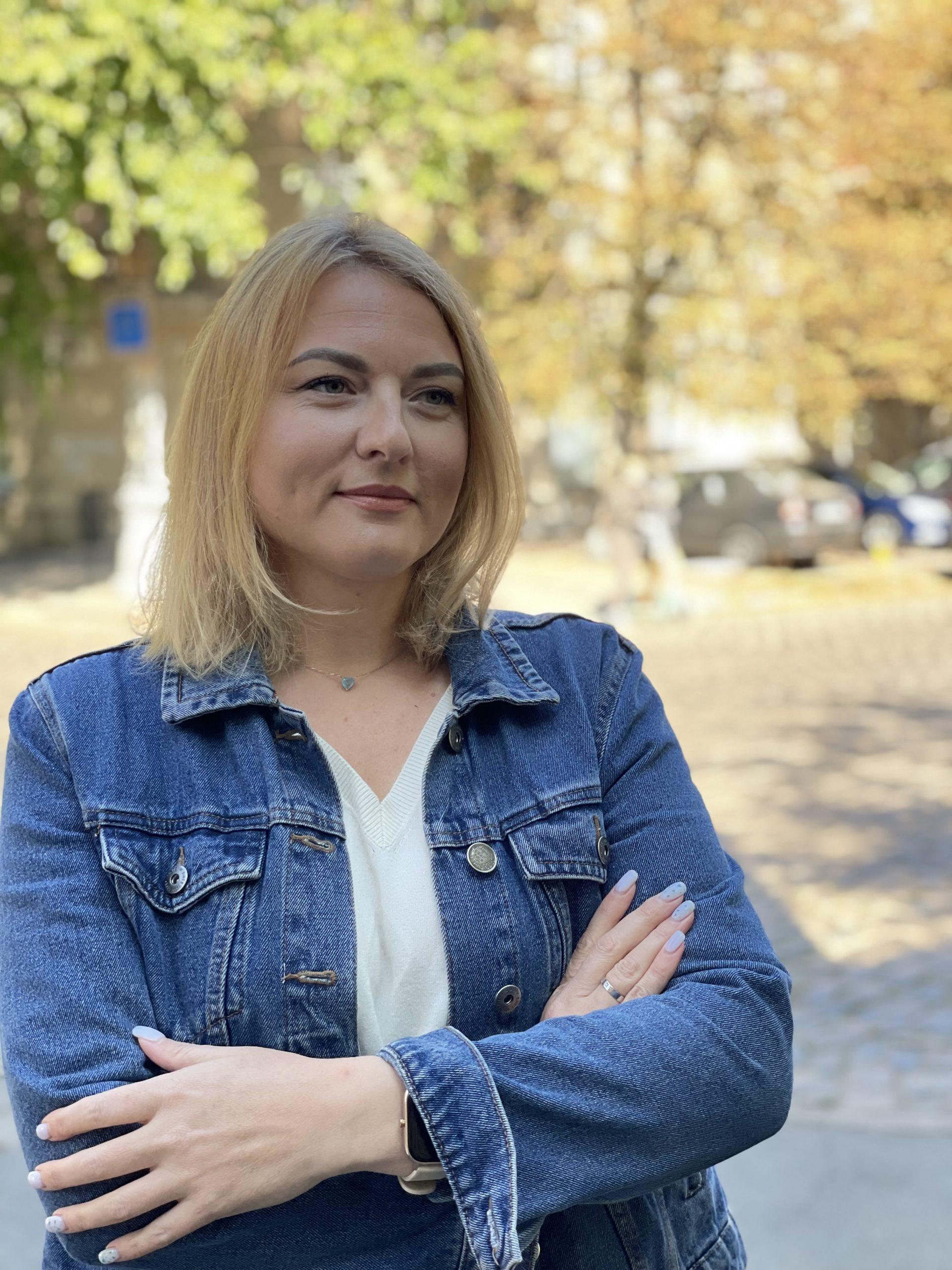 Дина Познякова